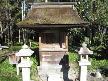 Hayao shrine